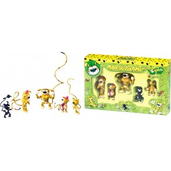 COFFRET MARSUPILAMI - 5 FIGURINES