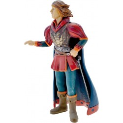 FIGURINE LE PRINCE CHARMANT HABIT ROUGE