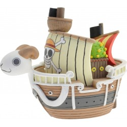 MINI-TIRELIRE ONE PIECE BATEAU VOGUE MERRY