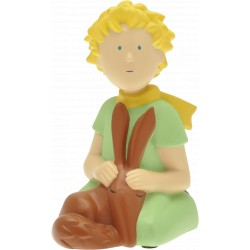 FIGURINE DE COLLECTION LE PETIT PRINCE ET LE RENARD