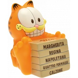 MINI-TIRELIRE GARFIELD PIZZA