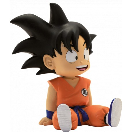 TIRELIRE DRAGON BALL : SON GOKU