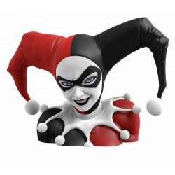 BUSTE DE COLLECTION HARLEY QUINN