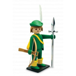 PLAYMOBIL VINTAGE DE COLLECTION : LE JEUNE ARQUEBUSIER