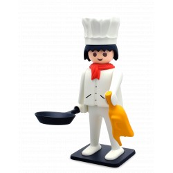 PLAYMOBIL VINTAGE DE COLLECTION : LE CUISINIER