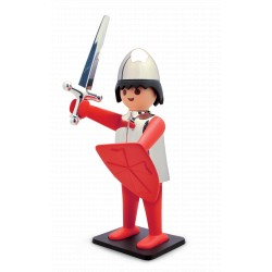 PLAYMOBIL VINTAGE DE COLLECTION : LE CHEVALIER