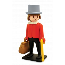 PLAYMOBIL VINTAGE DE COLLECTION : LE GENTLEMAN DU FAR WEST