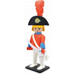 PLAYMOBIL VINTAGE DE COLLECTION : L'OFFICIER DE LA GARDE