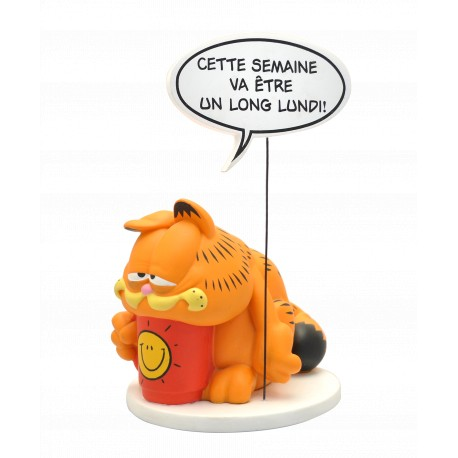 COLLECTION BULLES : GARFIELD