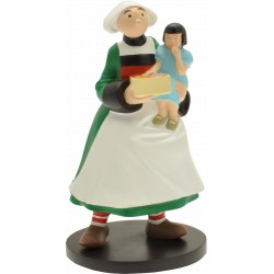 FIGURINE DE COLLECTION BECASSINE ET LOULOTTE