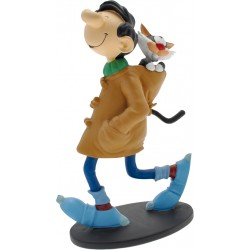 FIGURINE DE COLLECTION GASTON DUFFLE COAT