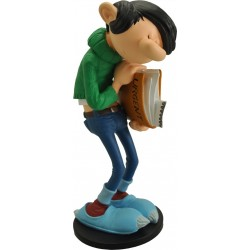 FIGURINE DE COLLECTION GASTON DOSSIER URGENT