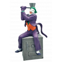 TIRELIRE DE COLLECTION THE JOKER SUR COFFRE-FORT