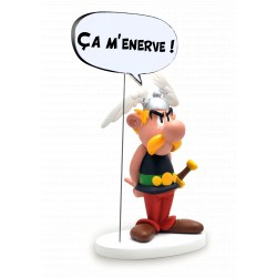 FIGURINE COLLECTION BULLES : ASTERIX